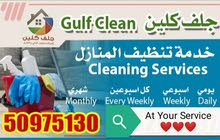 Cleaning services you can trust