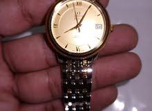 ساعة اوميغا جديدة مو ملبوسة مشتراية عام 2015