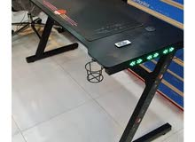 GAMING TABLE RGB 140*60 WITH MOUSE PAD
