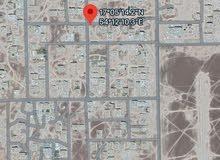 فرصه أربع أراضي صك على شارع مسجد الجامع غرب شارع ظفار للطاقة و التجاريات