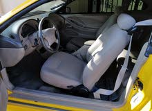 فورد موستانج 2001 V6 مطلوب 7000 نهائي