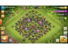 Clash of Clans Account  -  اكثر من 14,000 جوهرة!