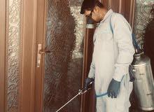 مكافحة الحشرات(باحتراف) (Pest Control(Professionals