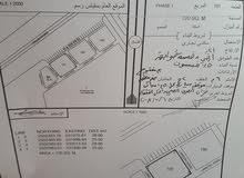 ارض سكني تجاري كبيرة جدا في بلدة المعمور ولاية بهلاء