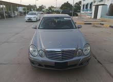 For sale Mercedes Benz E 350 car in Benghazi
