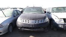 Nissan Murano 2007 قطع غيار