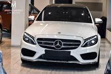 Mercedes Benz C 200 car for sale 2016 in Amman city