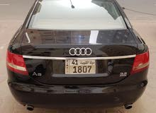 Audi A6 car for sale 2006 in Hawally city