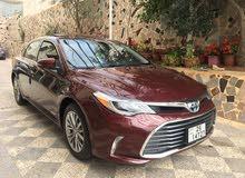 تويوتا افالون ليمتد (2016) الشكل الجديد بسعر مغرري Toyota Avalon