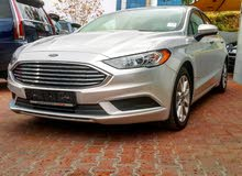 Used condition Ford Fusion 2017 with 40,000 - 49,999 km mileage