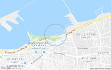 قطعة في شارع  كوبري الفروسية  طريق المطار ملك مقدس علقطران 450 متر مربع