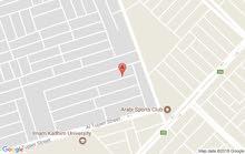 قطعة أرض 7 × 22 متر للبيع الشعب التجار مقابل غمدان