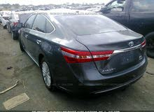 Automatic Grey Toyota 2013 for sale