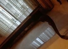 طاولة سفرة خشب بلوط للبيع