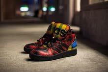 Adidas Jeremy Scott Plaid Instinct