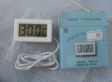 اجهزه قياس الحراره والرطوبه
