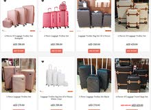 Buy Luggage Bags. Pay on Delivery