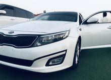 For sale Kia Optima car in Ajman
