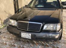 مرسيدس شيح s500 موديل 1991