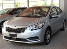Kia Cerato car for rent