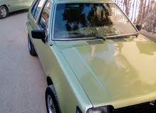 للبيع سيارة متسوبيشي كولت موديل 84 بحالة جيدة ورخصة ساريه مرور الدقي