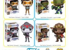 Original Funko Overwatch Characters
