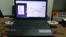 لابتوب Acer aspire 5552G بحالة ممتازة للبيع
