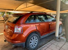 km mileage Ford Edge for sale