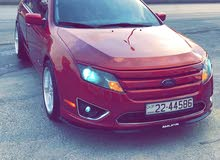 Ford Fusion 2012 For sale - Maroon color