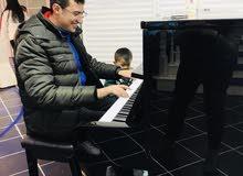 مدرس بيانو