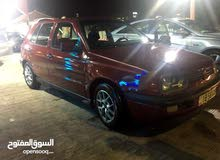 Volkswagen Golf 1992 For sale - Maroon color