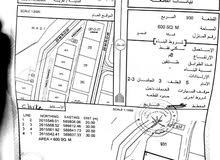 للبيع ارض سكنية في الصومحان جنوب خلف مركز الشرطة بـ(19000)رع