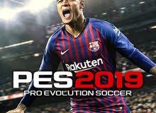 PES 2019 للبيع