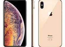 iphone x s max 64 gb gold جديد