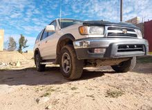 Used condition Toyota 4Runner 2002 with +200,000 km mileage