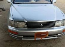 LEXUS LS400 VERY GOOD CONDITION EVERYTHING IS WORKING EXCHANGE  WITH CAMRY