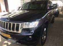 Jeep Grand Cherokee 2011 For sale - Blue color