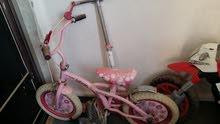 عربانة أطفال ودراجة بناتي
