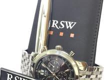 ساعة سويسرية اصلية ماركة RSW