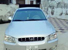 Hyundai Verna 2000 For sale - Silver color