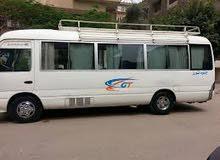 تويوتا كوستر24راكب للايجارباقل الاسعار وافضل الخدمات