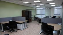 Full Furnished offices for ren