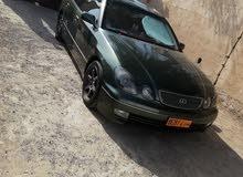 Lexus GS 1998 For sale - Green color