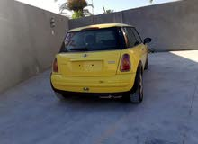 Yellow MINI Cooper 2005 for sale