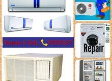 Ac Repairing  & Sell