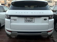 2013 Used Range Rover Evoque with Automatic transmission is available for sale