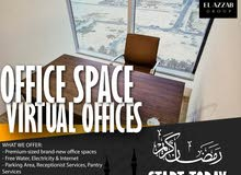 ***Commercial office space and address for  rent- on limited offer now!