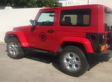Jeep Wrangler 2007 For sale - Red color