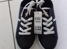 حذاء جديد رقم 33 للاولاد