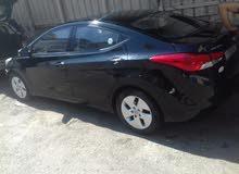 Gasoline Hyundai Avante 2012
